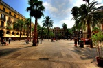 coworking in Barcelona in plaza reial